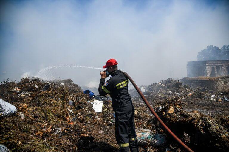 Υψηλός κίνδυνος πυρκαγιάς σε αρκετές περιοχές της χώρας
