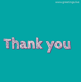 Thank You Images greetings