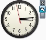 Как установить гаджет часов на рабочий стол для Windows 7