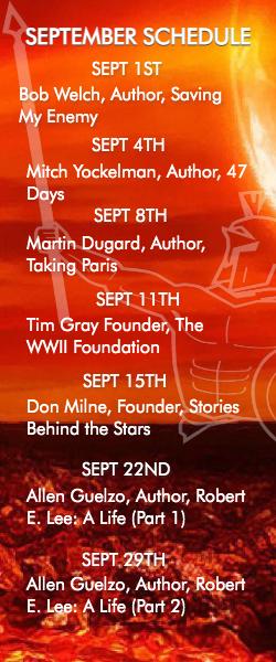 Podcast Schedule