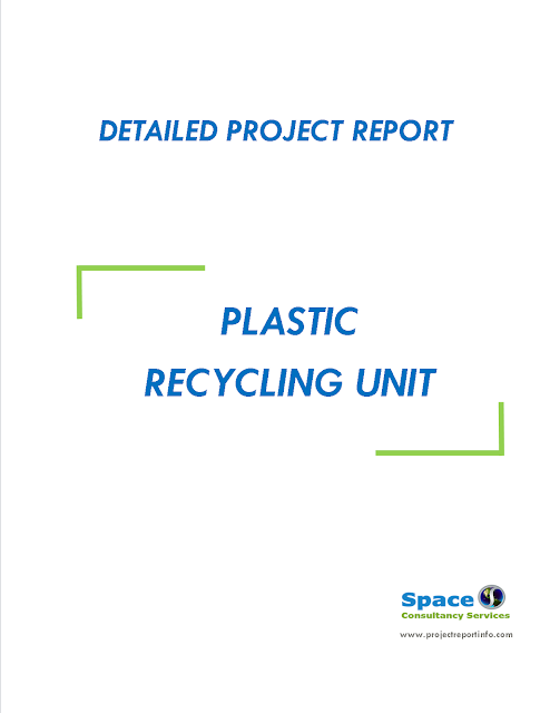 Project Report on Plastic Recycling Unit