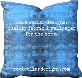 Visit and Shop Root Cellar Designs Fabic, Wallpaper, Pillows & Table Linens