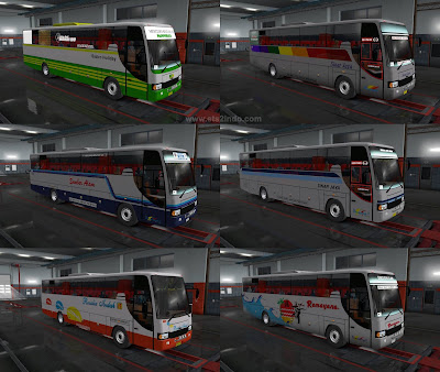 Livery Classic Asik Buat Marco Tiger