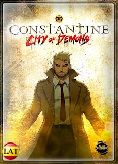 Constantine: Ciudad de Demonios – La Película (2018) DVDRIP LATINO