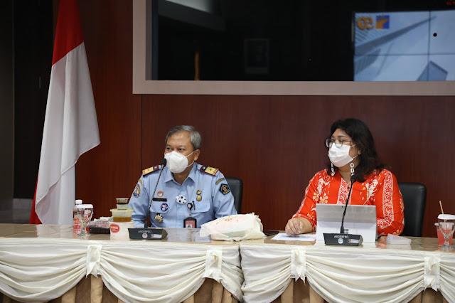 BP Batam Bahas Imigrasi dan Perizinan Dalam Masa Pandemi Bersama Asosiasi Pengusaha Batam