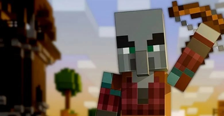 Minecraft Villages and Raiders: How to Survive Raids
