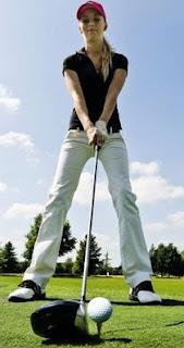 Sikap dasar Golf