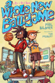 "Kid's Book Group Reads ""A Whole New Ballgame"" for July 20, 2016"