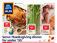 Aldi Ad 11/18/20 OR 11/22/20 and Aldi Flyer 11/25/20