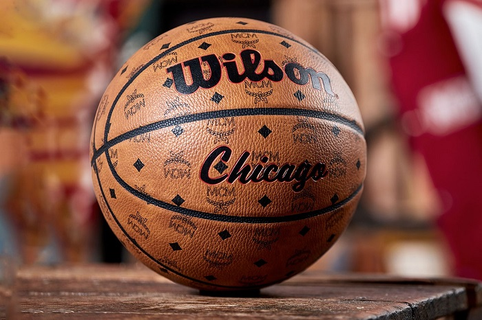 Limited Edition Chicago Basketball Wilson All-Star