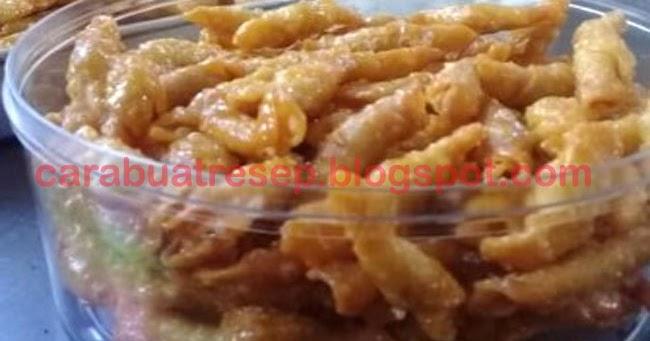CARA MEMBUAT KUE KACANG TANAH SEMBUNYI | Resep Masakan