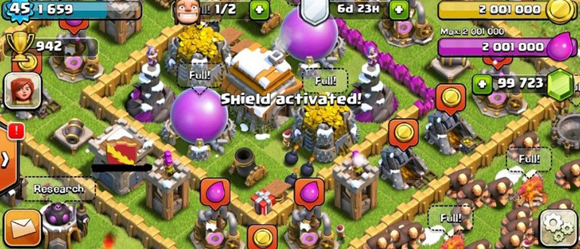 Game Mod Clash Of Clans