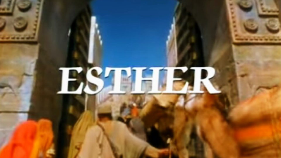 Ester (Esther) - A História do Judeu Mardoqueu filme bíblico