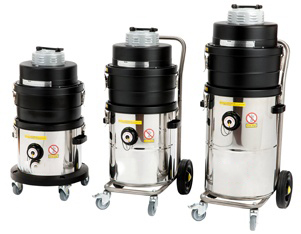 Ten ATEX vacuums to be delivered to one of Europe's largest food