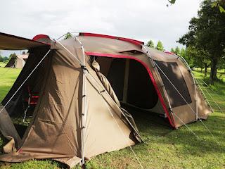 2ルームテント