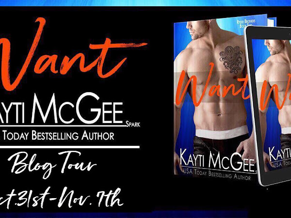 Want by Kayti McGee | Review + Excerpt