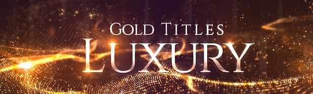 Awards Luxury Titles - 2