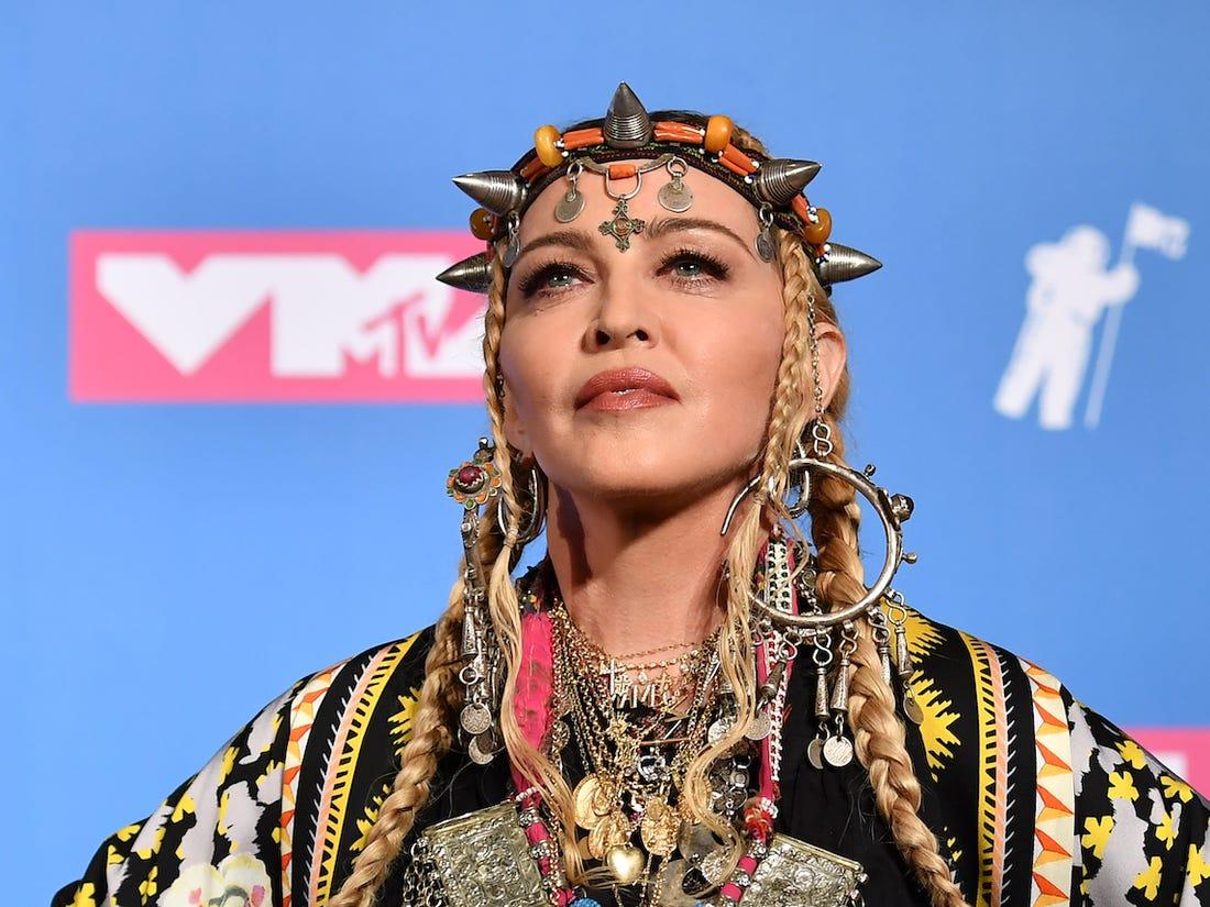 Madonna smällde för George Floyd video hyllning av hennes son dans: 'dansa bort rasism'