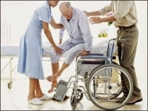 paciente demente Alzheimer