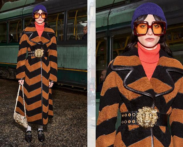Коллекция Gucci Pre-Fall 2020 6
