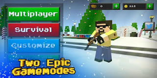 Pixel Strike 3D Mod Apk v4.0.1 Terbaru (Unlimited Money)