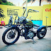 MK Designs India DayBreak - A customized 2012 RE Classic 350cc