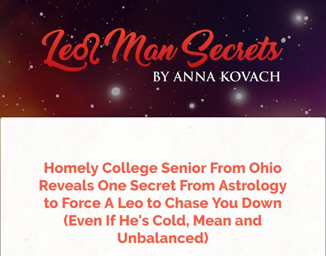 Leo Man Secrets: Zodiac Attraction And Seduction Guide