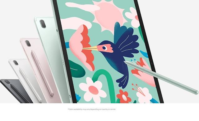 Samsung Galaxy Tab S7 FE 5G Review Pengguna Indonesia