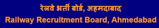 RRB Ahmedabad NTPC Posts