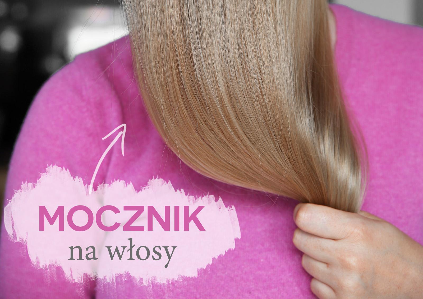 mocznik na wypadanie włosów