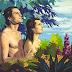 Adão e Eva o primeiro casamento da humanidade
