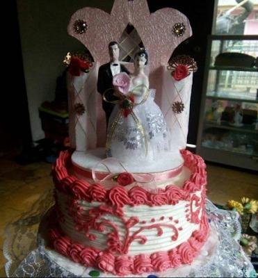 New Cake Ulang Tahun 2017 Buat Pernikahan, Perkawinan Atau Wedding Cake Yang Unik Dan Terbagus
