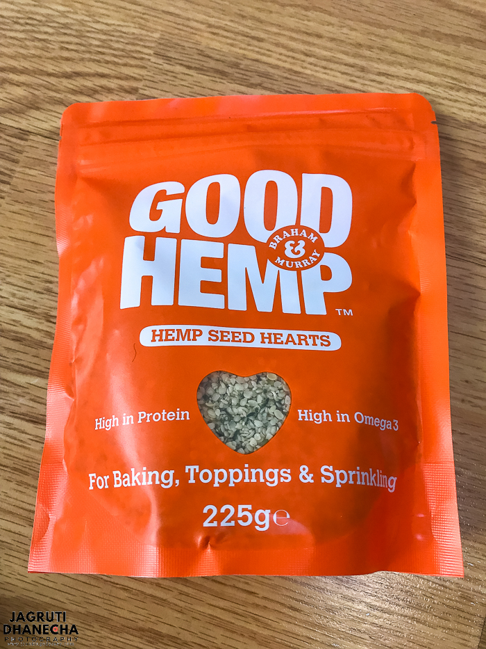 Good hemp seeds are healthy and perfect to lead a healthy lifestyle.