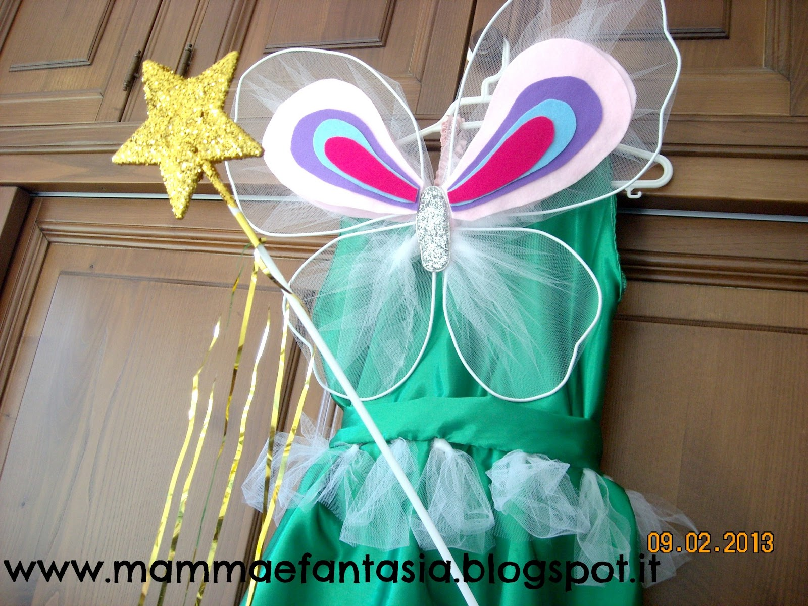 Mamma e fantasia vestito di trilli for Immagini di trilli