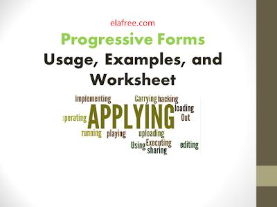 Progressive Forms