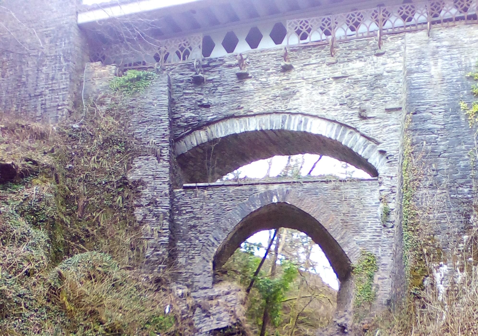European Devil Bridges, Bad Man's Bridge