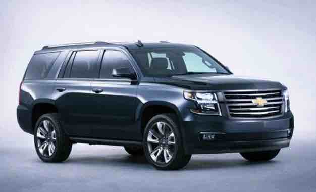 2020 Chevy Tahoe Debut