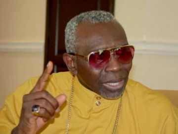 CAN President, Pastor Ayo Oritsejafor