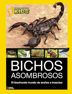 Enciclopedias National Geographic Kids Bichos Asombrosos