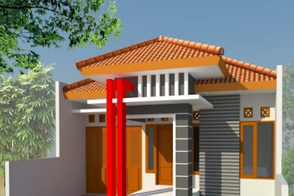 54 Desain Rumah Sederhana Minimalis Modern Terbaru
