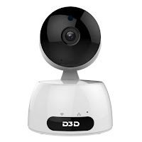 D3D D829 SECURITY CAMERA