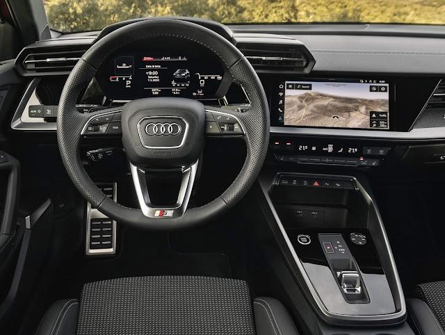 Novo Audi A3 Sportback