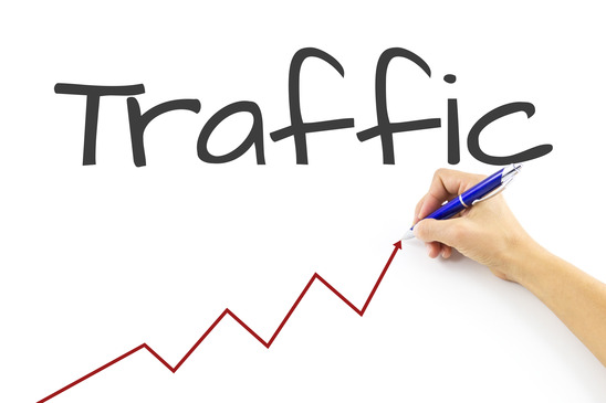 increase blog traffic quickly