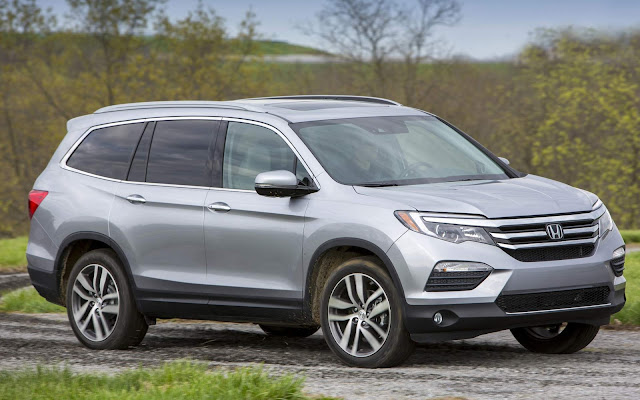 Honda Pilot x VW Atlas - Prices