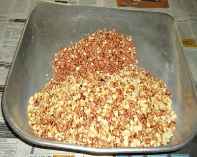 peanuts in supli