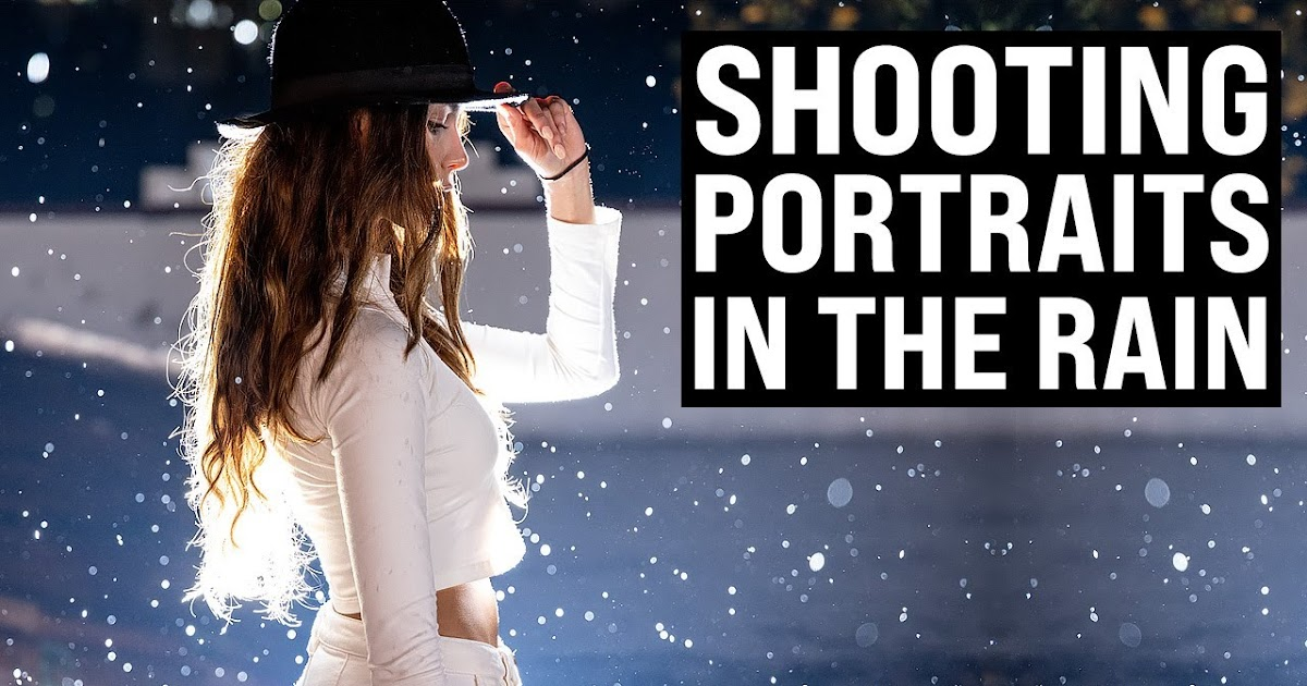 Shooting Portraits in the Rain Using Speedlights by Mark Wallace