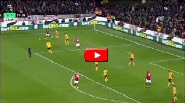 مشاهدة مبارة مانشستر يونايتد وولفرهاميتون بالدوري بث مباشر يلا شوت