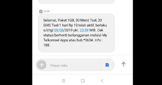 Dial Up Paket Murah Telkomsel 1 Gb