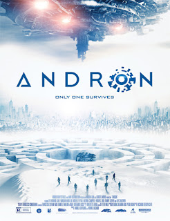 Andròn: The Black Labyrinth (2016)