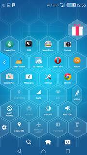 Aplikasi APUS Launcher v3.0.5 Terbaru